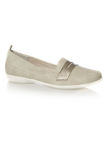 Sporty Sole Comfort Loafer