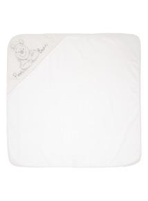 Cream Winnie the Pooh Towel