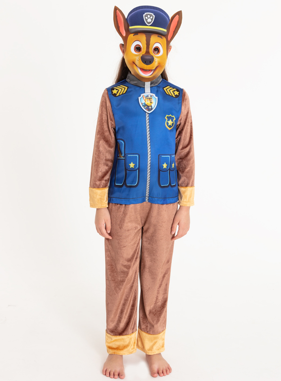 181f9cad6 Fancy Dress Online Exclusive Paw Patrol Chase Blue Fancy Dress Costume (1-8  Years) | Tu clothing