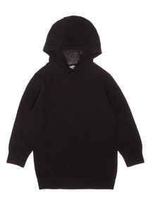Black Fashion Knit Jumper (3-14 years)