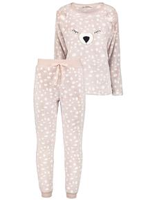 Light Brown Deer Pyjamas
