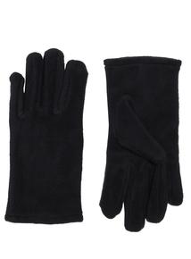 Black Fleece Gloves (One Size)