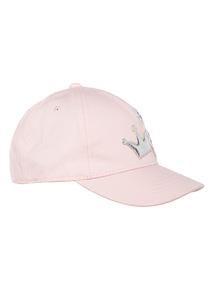 Pink Appliqué Cap