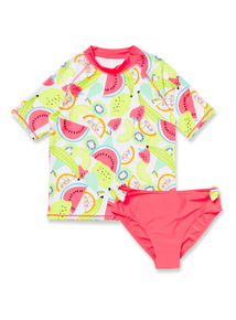 2 Piece Multicoloured Swim Set (1.5 - 12 years)
