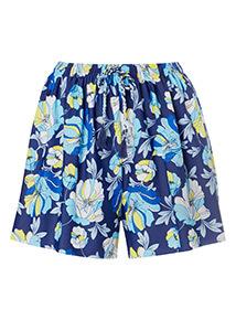 Floral Printed Swim Shorts