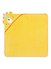 Yellow Lion Towel