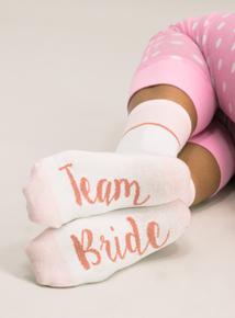 269100c88 Online Exclusive Team Bride Ankle Socks