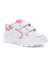 Velcro Strap Trainers (4 Infant - 4 Years)