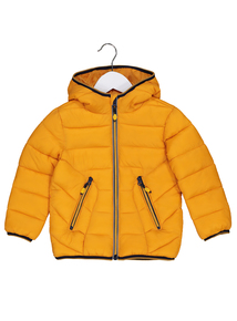 Yellow Puffer Jacket (9 months - 6 years)