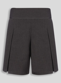 Grey Culotte Shorts (3-16 years)