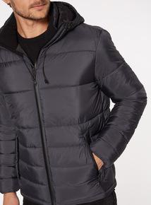 Thermolite Hooded Puffa Jacket