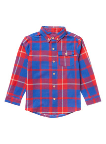 Red Check Shirt (9 months-6 years)