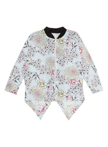 Floral Bomber Jacket (3 - 12 years)