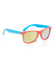 Multicoloured Wonder Woman Sunglasses