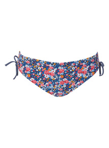 Multicoloured Floral Shorts