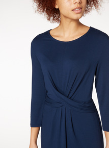 Online Exclusive Knot Detail Dress