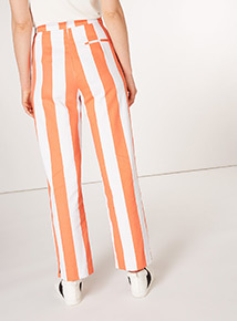 Online Exclusive GFW Striped Trousers