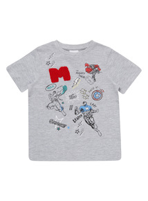 Multicoloured Avengers Disney Tee (9 months - 6 years)