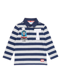Multicoloured Thomas The Tank Engine Rugby Shirt (9 months-6 years)