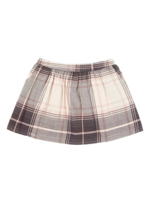 Multicoloured Check Pattern Skirt (9 months-6 years)