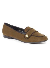 Online Exclusive Stud Detail Slippers
