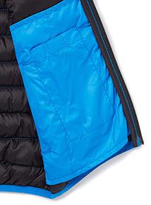 Blue Puffer Coat (3-14 years)