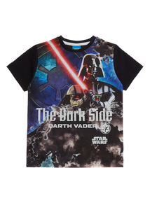 Boys Multicoloured Star Wars Tee (3-12 years)