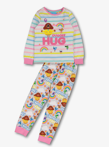Hey Duggee Hugs Multicoloured Pyjamas (1-6 years) 52d489fe2