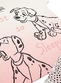 Pink Disney Dalmation PJ Set (3-14 years)