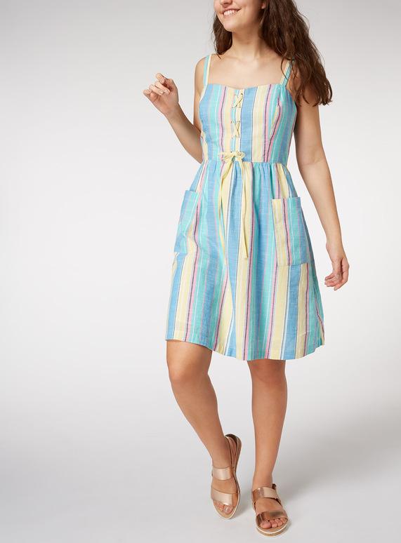 Striped Sun Dress