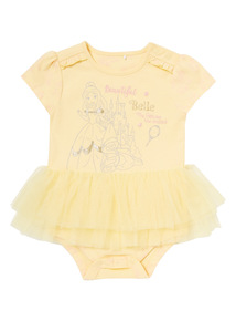 Yellow Belle Bodysuit (0 - 24 months)