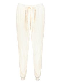 Cream Cable Embossed Pyjama Bottoms
