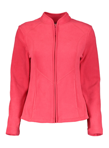 Hot Pink Zip Up Fleece