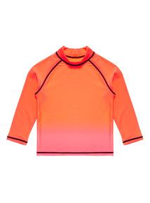 Multicoloured Ombre Rash Vest (3 - 14 years)