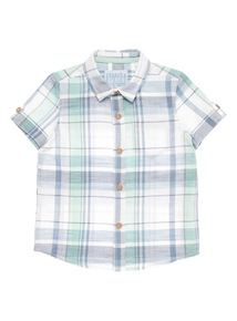Multicoloured Check Shirt (9 months - 6 years)