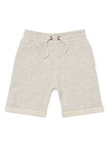 Cream Quilted Shorts (4 - 14 years)