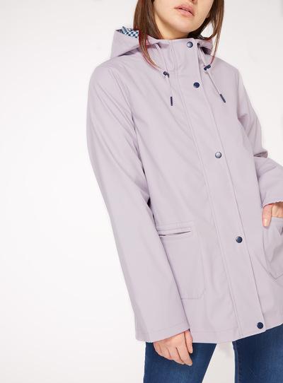 Rubber Raincoat