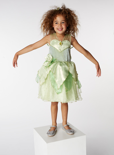 Green Disney Tinkerbell Costume (1-10 years)