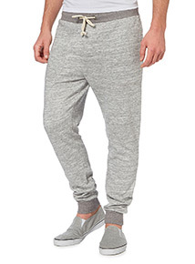 Grey Slim Fit Grindle Joggers