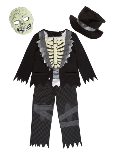 Zombie Halloween Costumes For Toddlers.Sku Tuxedo Zombie Black