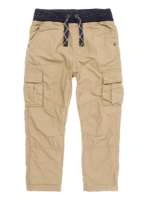 Stone Lined Cargo Trousers (9 months-6 years)