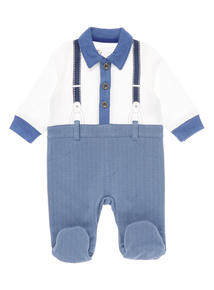 Boys Blue All In One (0-24 months)