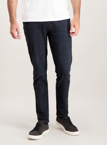 Indigo Wash Stretch Denim Skinny  Jeans
