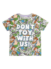 Boys Multicoloured Toy Story T-Shirt (9 months-6 years)