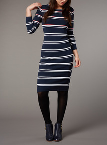 Premium Esme Stripe Dress