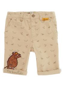 Multicoloured Gruffalo Twill Shorts (9 months - 6 years)