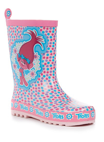 Pink Trolls Welly (3 - 14 years)