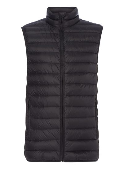 View all mens clothing Wrap up with our mens gilets range. Get mens padded gilets, mens hooded gilets and mens fleece gilets - all at amazing prices. We have excellent brands including Karrimor and Lee Cooper on offer, so you can look good and feel great.