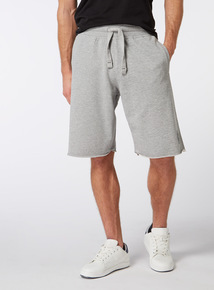 Online Exclusive Russell Athletic Grey Shorts