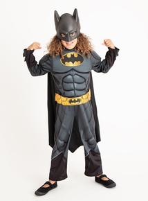 Black Batman Costume Set (3-10 years)